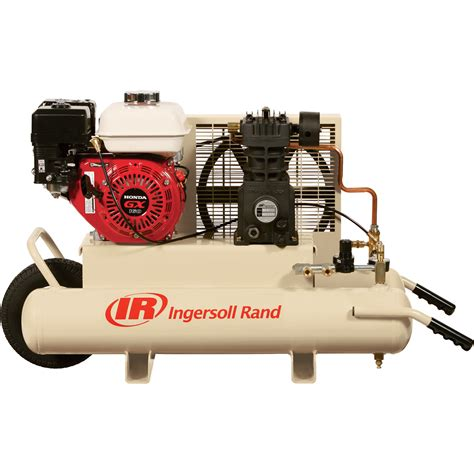 ingersoll rand mobile air compressor free shipping ingersoll rand gas portable air compressor 5 5 hp 11 8 cfm at 90 psi model