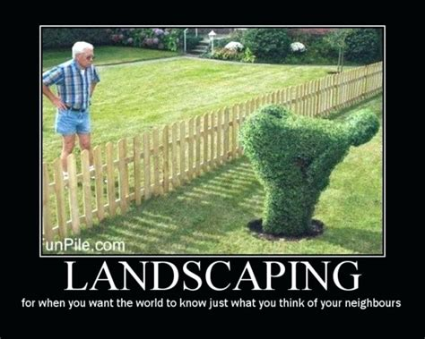 Landscaping Memes - funny landscaping pictures lawn gardens by the bay parking totime club