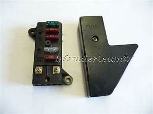 Fuse Box For Suzuki Intruder Vs800