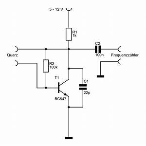 simple oscillator as crystal tester kf5obs ip With oscillator circuit