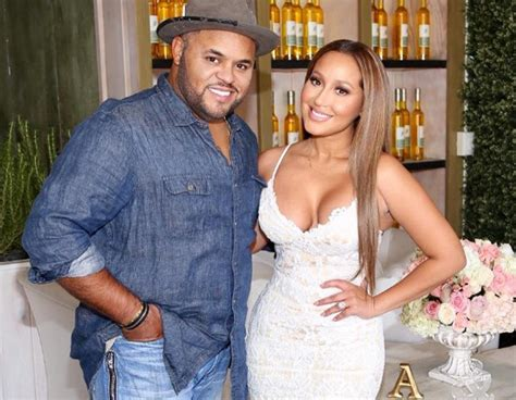 Adrienne Bailon Is Married, Ties The Knot With Gospel