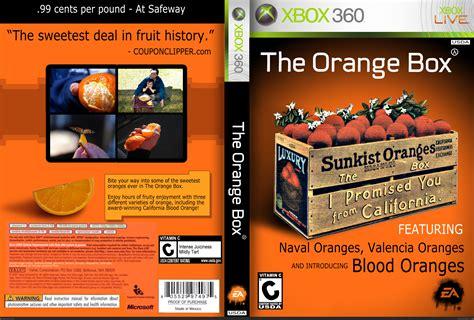 life  orange box xbox  box art cover  tleeart