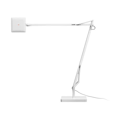 4.72 inch base width x 11.81 inch. Flos - Kelvin Edge LED table lamp | Connox