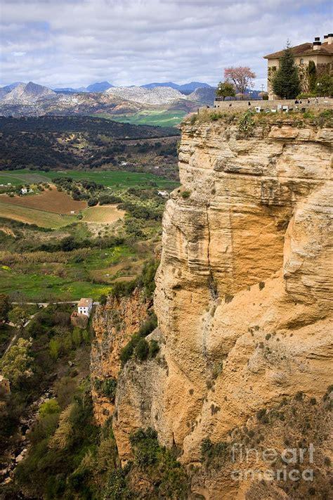 landscape andalusia spain andalucia artur bogacki steep rock andalusian ronda photograph print landscapes expression visit nature