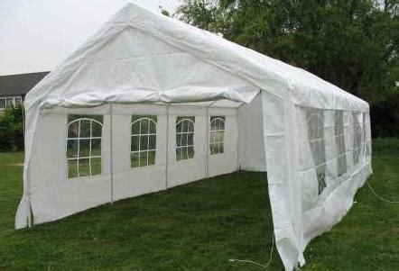 Tente Tonnelle Chapiteau 4x8 Metres Pour Reception
