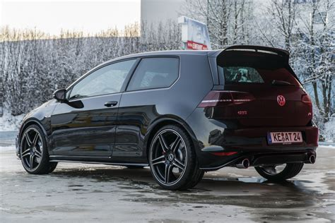 abt decided  golf gti clubsport  needed  hp