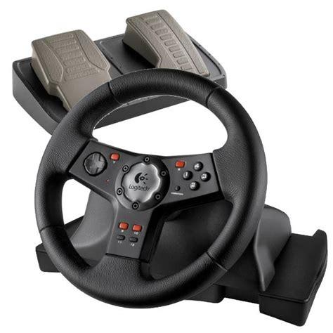 Volanti Logitech Logitech Volant Formula Vibration Feedback Wheel Usb