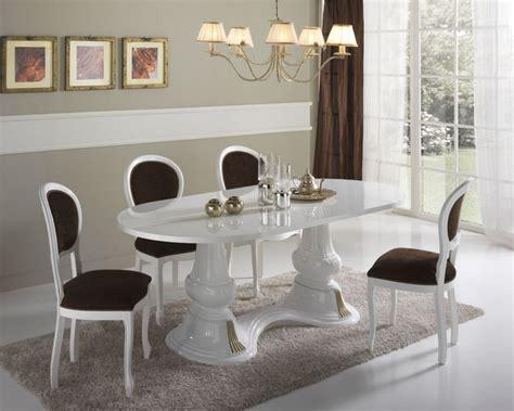 table salle manger ovale