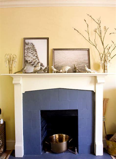 beautiful diy ideas   fireplace designsponge