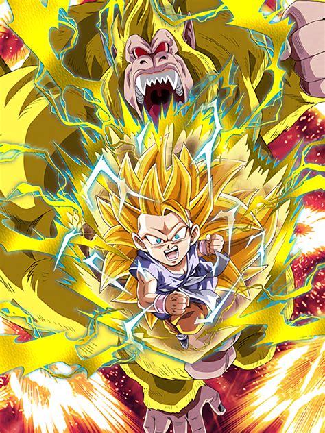 goku gt ape ssj3 saiyan dragon ball super dokkan battle power giant ultimate dbz wikia golden dibujos kid sayajin pantalla