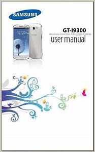 Samsung Galaxy S Iii Manual User Guide Troubleshooting