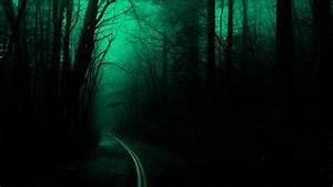 Forest, Trees, Road, Dark, Nature, Spooky, Wallpapers, Hd, Desktop, And, Mobile, Backgrounds