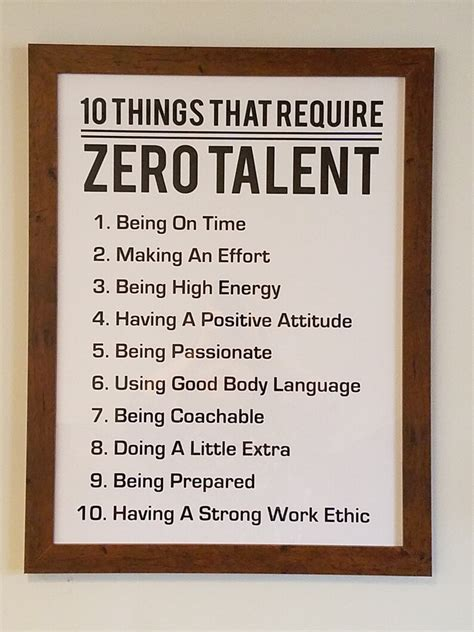 10 Things That Require Zero Talent Black On White | Etsy