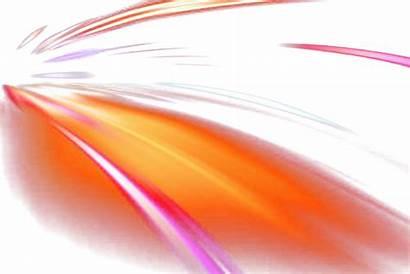 Speed Orange Graphic Curve Font Clipart Lines