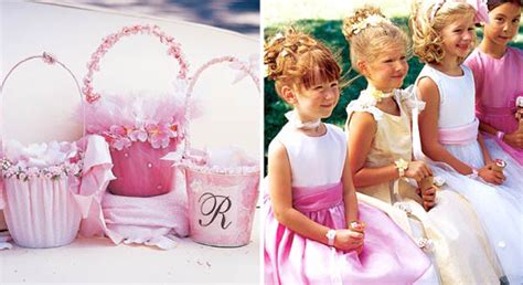 Wedding Accessories For Girls : Flower Girl Accessories {easy Diy Projects}