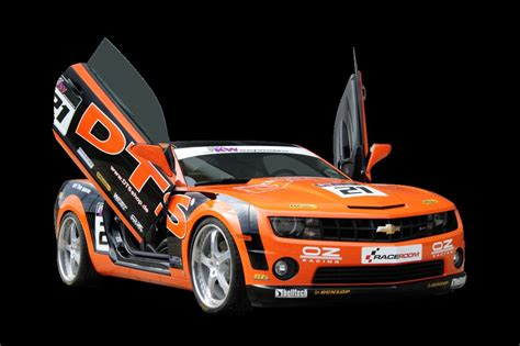 Cars With Wing Doors : Chevrolet Camaro Ss Gets Lsd Gull-wing Doors