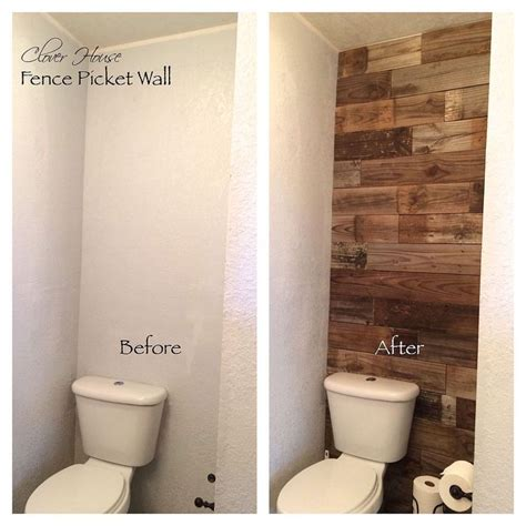 17 Best Ideas About Pallet Wall Bathroom On Pinterest