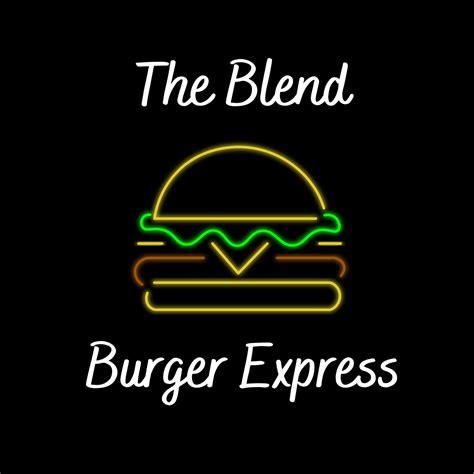 burger blend express