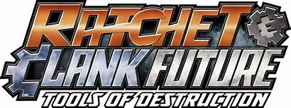 Ratchet Clank Destruction Tools Future Wiki Present