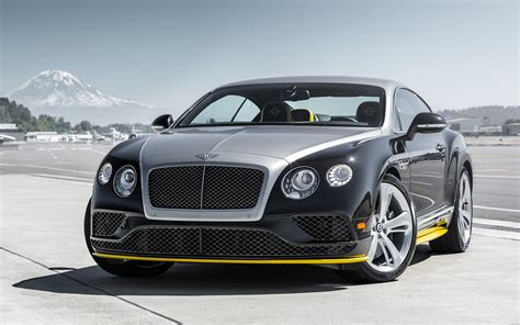 2015 Bentley Continental Gt Wallpaper