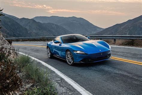 The ferrari roma is sure not an everyday car. 2021 Ferrari Roma Price, Specs and Review - Exotic Car List