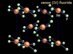 WebElements Periodic Table » Xenon » xenon tetrafluoride