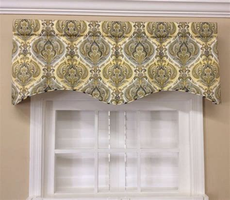 15 best geometric contemporary valances window treatments images on contemporary