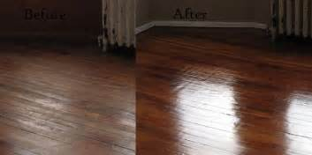 Scuffs Hardwood Floors