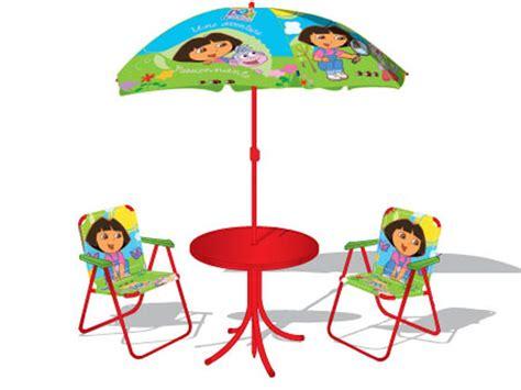 salon jardin enfant mobilier d enfants salon de jardin quot l exploratrice quot 27288