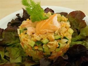 Salat Mit Geräuchertem Lachs : linsen lachs salat mit fenchel und gurke von glorfinniel ~ Orissabook.com Haus und Dekorationen