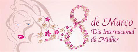 Capa para face Dia Internacional da Mulher