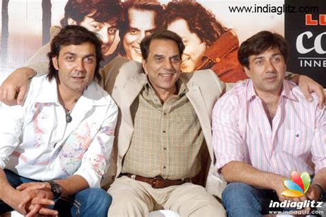 Bobby Deol Rings In Birthday With Brother Sunny