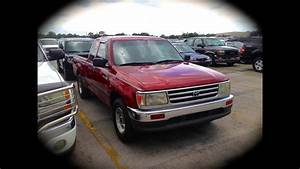 1996 Toyota T100 Dx V6 Start Up Quick Tour  U0026 Rev