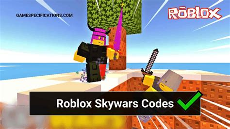 Are you looking for roblox id codes 2021 ? Roblox Skywars Codes 2021 - Game Specifications
