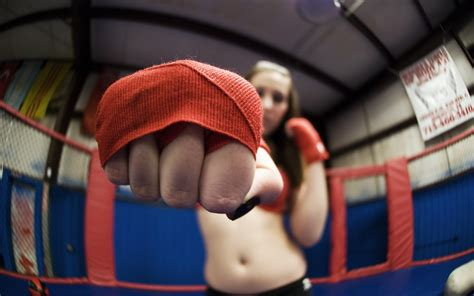 Women Sports Boxing Wallpapers Hd Desktop And Mobile