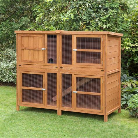 guinea pig hutch size home roost 5ft chartwell guinea pig hutch