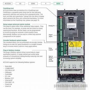 Buy Acs550-u1-027a-6 B055