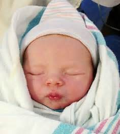 Cute Black Newborn Baby Boy