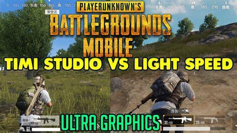 Lightspeed Vs Timi Studio ( Ultra Graphics Comparison )