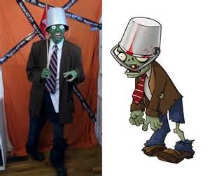 Plants vs Zombies Zombie Halloween Costume