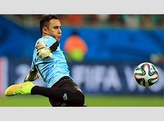 Keylor Navas to battle for Real Madrid jersey Dafabet