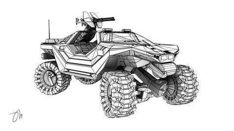 halo warthog blueprints pin halo 4 drawings submited images pic 2 fly on pinterest