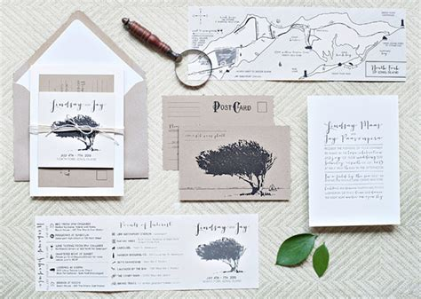 Lindsay + Jay's Whimsical Nature-inspired Wedding Invitations 3 Piece Leather Living Room Sets Design Ideas Beige Sofa Toy Storage For A Cousin Escape Youtube Furniture At Home Depot Theatre Boca How To Decorate Your Christmas Common Mistakes