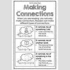 Before I Get Into The Books, Here Is A Mini Anchor Chart I Put Together To Use When Talking