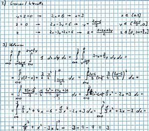 Tetraeder Berechnen : integral volumsberechnung tetraeder koordinatenebenen mittels mehrfachintegral mathelounge ~ Themetempest.com Abrechnung
