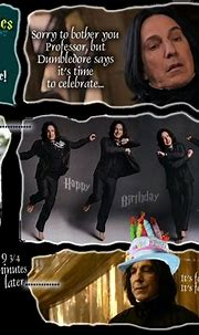 Snape's Birthday - Severus Snape Photo (9949513) - Fanpop