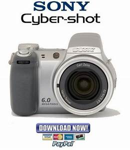 Sony Cybershot Dsc-h2 Service Manual  U0026 Repair Guides