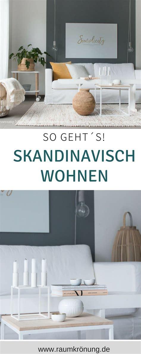 Wohnzimmer Skandinavisch Einrichten by Skandinavisch Wohnen Wohnzimmer Skandinavische