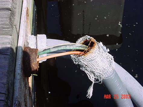Boat Lift Electrocution by Electrician Electrical Inspections L Chester Sc L Rock