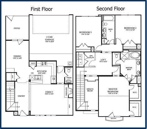 2 floor plan the parkway luxury condominiums